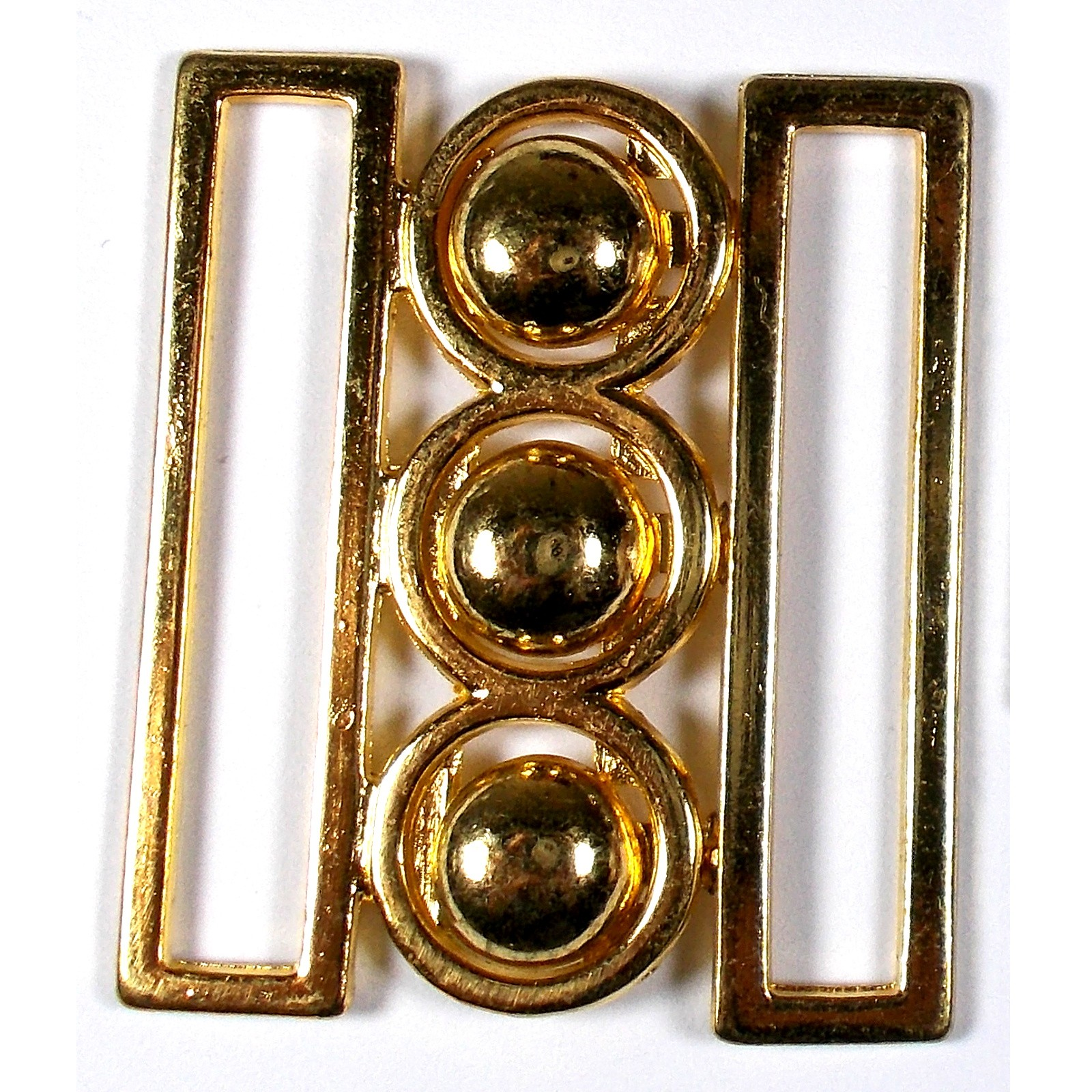 Nurses Waspie Buckle 42mm x 35mm Gold Pack of 1