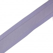 Bias Binding Plain 25mm wide Lilac 2 metre length