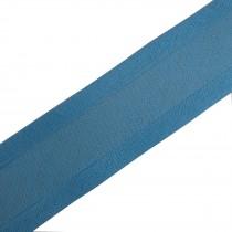 Bias Binding Plain 25mm wide Pale Blue 1 metre length