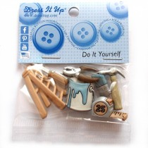 Dress it Up Buttons - Do It Yourself