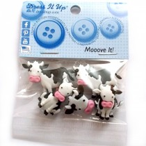 Dress it Up Buttons - Mooove It