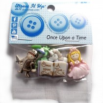 Dress it Up Buttons - Once Upon a Time