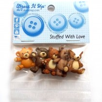 Dress it Up Buttons - Stuffed with Love