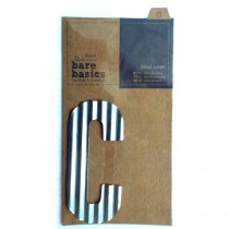 Docrafts Corrugated Metal Letters 8.8cm C