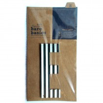 Docrafts Corrugated Metal Letters 8.8cm E