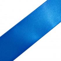 Double Satin Ribbon 10mm wide Royal Blue 3 metre length