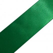 Double Satin Ribbon 38mm wide Bottle Green 3 metre length