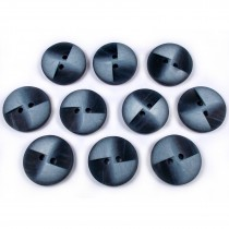 Windmill 2 Hole Buttons 23mm Blue Pack of 10