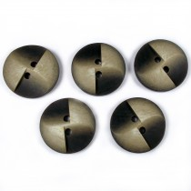 Windmill 2 Hole Buttons 23mm Natural Pack of 5