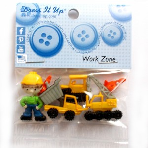 Dress it Up Buttons - Work Zone